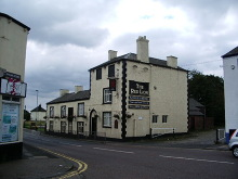 Westhoughton - The Red Lion, Lancashire © Alexander P Kapp
